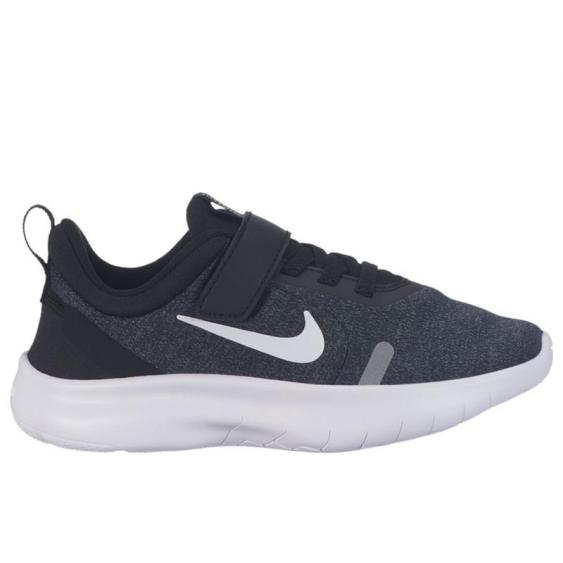 Nike Flex Experience RN 8 Black/ White/ Grey AQ2247-001 (Youth)