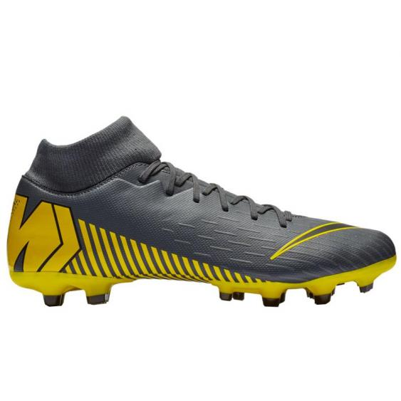 Nike Superfly 6 Acadamy MG Dark Grey/ Black AH7362-070 (Men's)