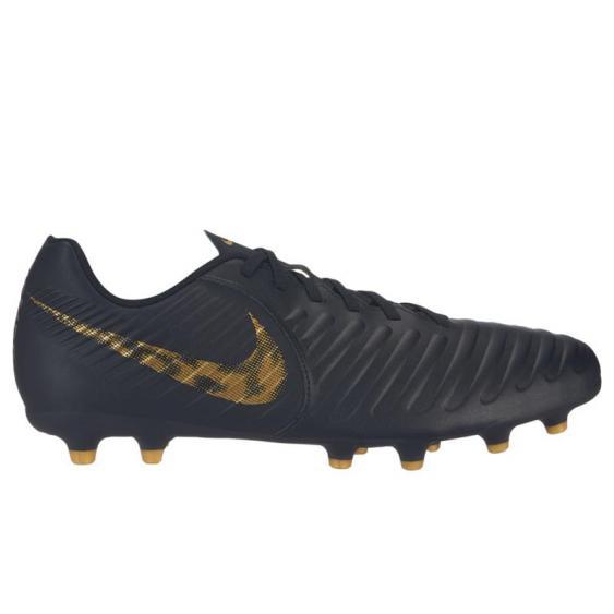 Nike Legend 7 Club MG Black/ Vivid Gold AO2597-077 (Men's)