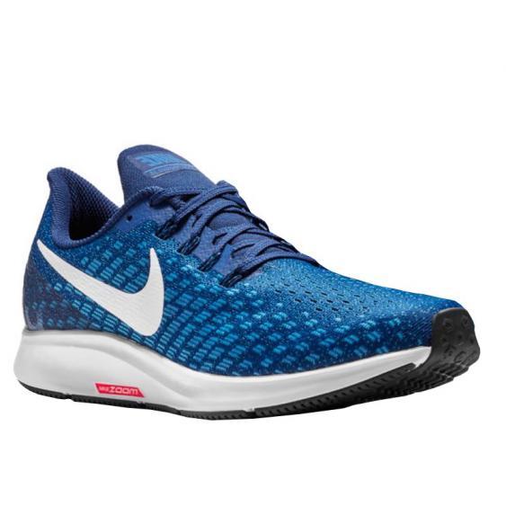 Nike Zoom Pegasus 35 Indigo/ White 942851-404 (Men's)