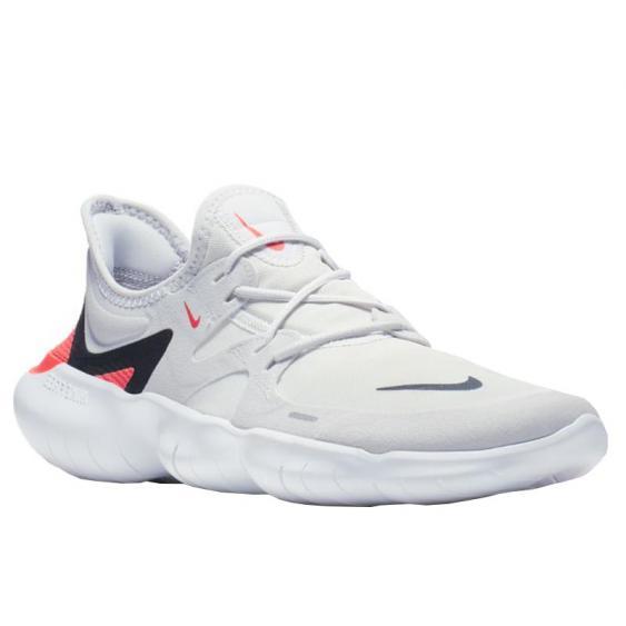 Nike Free RN 5.0 Grey/ Crimson AQ1289-004 (Men's)