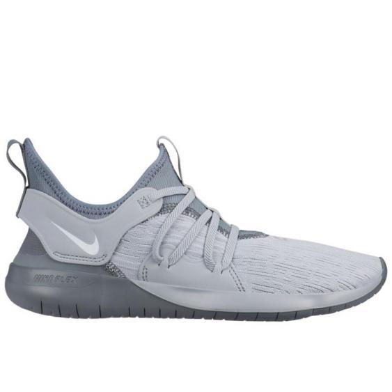 Nike Flex Contact 3 Grey/ White AQ7488-001 (Women's)