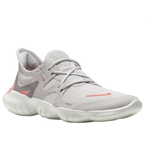 Nike Free RN 5.0 Vast Grey/ Pink Quartz AQ1316-005 (Women's)