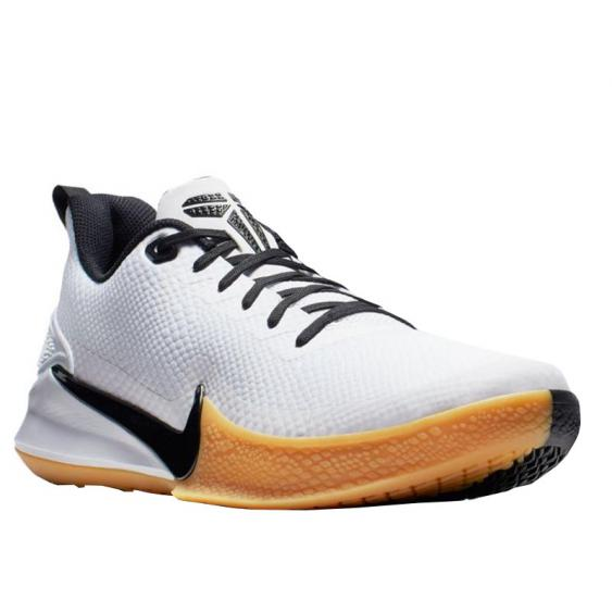 Nike Mamba Focus White/ Black/ Gum AJ5899-100 (Men's)