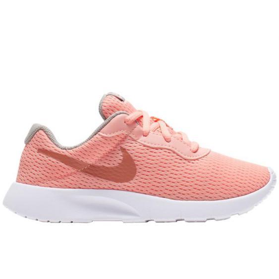 Nike Tanjun Pink Tint/ Metallic Rose 818385-607 (Kid's)