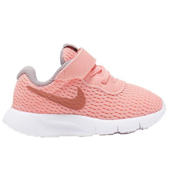Nike Tanjun Pink Tint/ Metallic Rose 818386-607 (Infant)