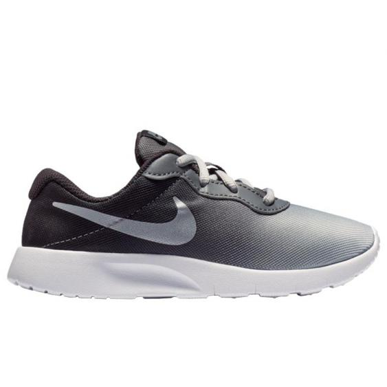 Nike Tanjun Print Oil Grey/ Dark Grey AV8856-001 (Kid's)