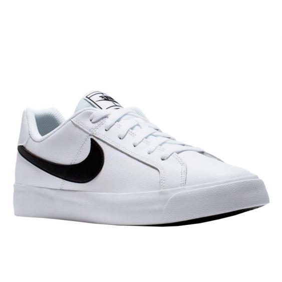 Nike Court Royale AC White/ Black BQ4222-103 (Men's)