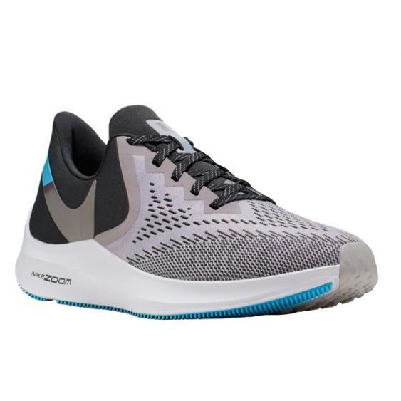 Nike Zoom Winflo 6 Atmosphere Grey/ Pewter AQ7497-006 (Men's)