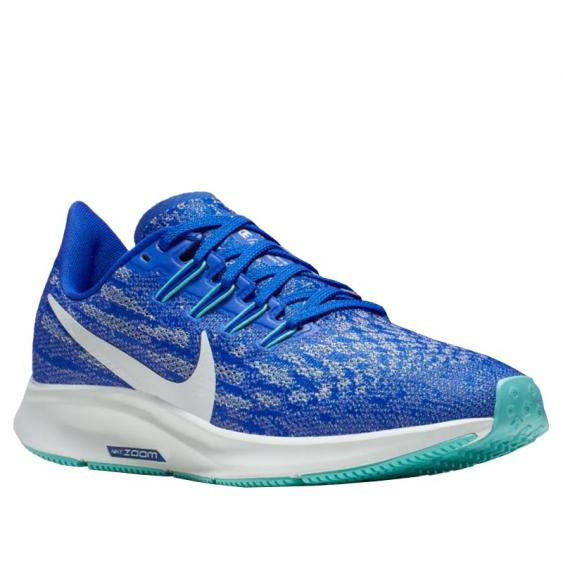 Nike Air Zoom Pegasus 36 Racer Blue/ Ghost Aqua AQ2210-401 (Women's)