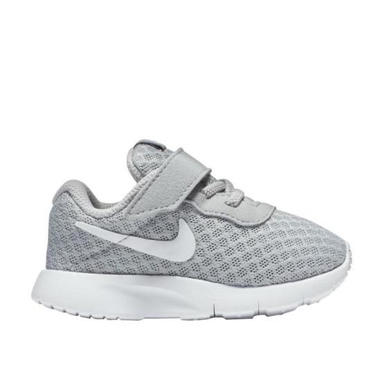 Nike Tanjun Wolf Grey/ White 818383-012 (Infant)