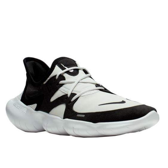Nike Free RN 5.0 White/ Black AQ1289-102 (Men's)