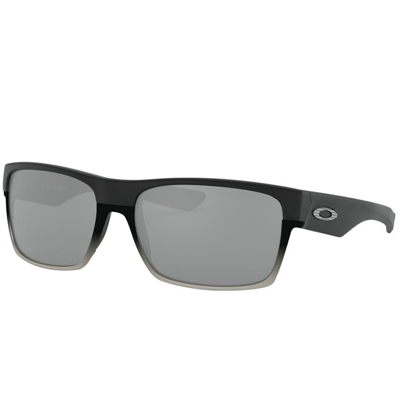 289a4da8115 Oakley TwoFace Machinist Matte Black  Chrome Iridium OO9189-30. Loading zoom