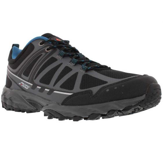 Pacific Mountain Griggs Asphalt/Black/Blue PM005110-001 (Men's)