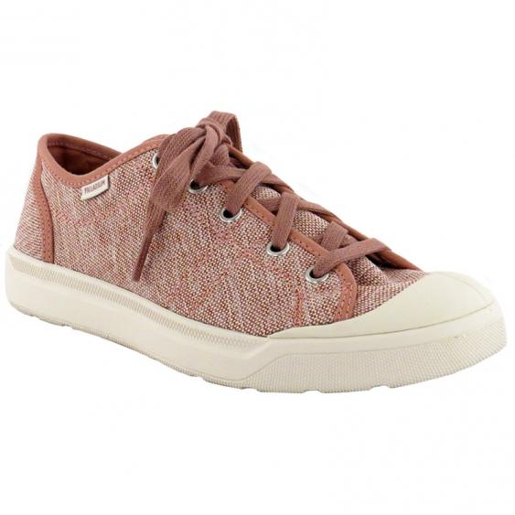 Palladium Pallarue TX Old Rose / Marshmallow 93705-632 (Women's)