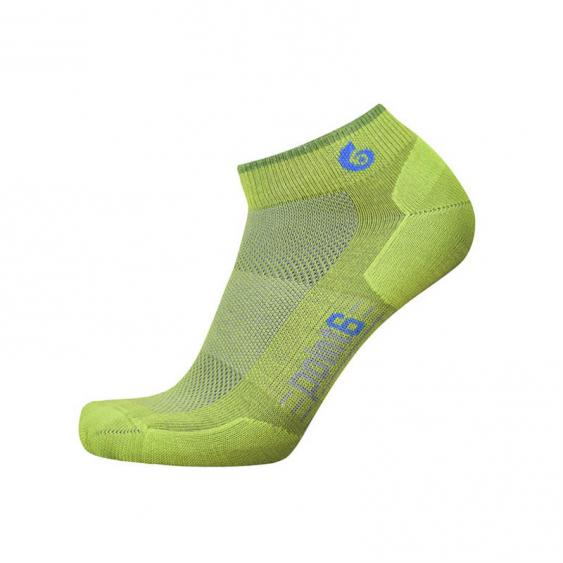 Point6 Running Ultra Light Mini Crew Lime 1171-204 (Women's)