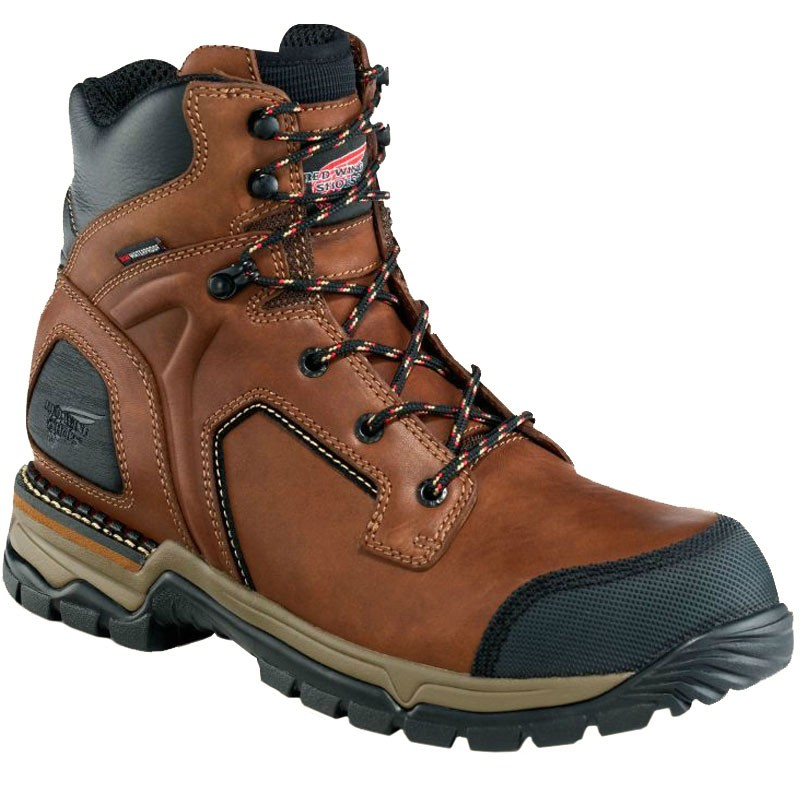 Red Wing 2401 6 Inch Waterproof Boot Men S
