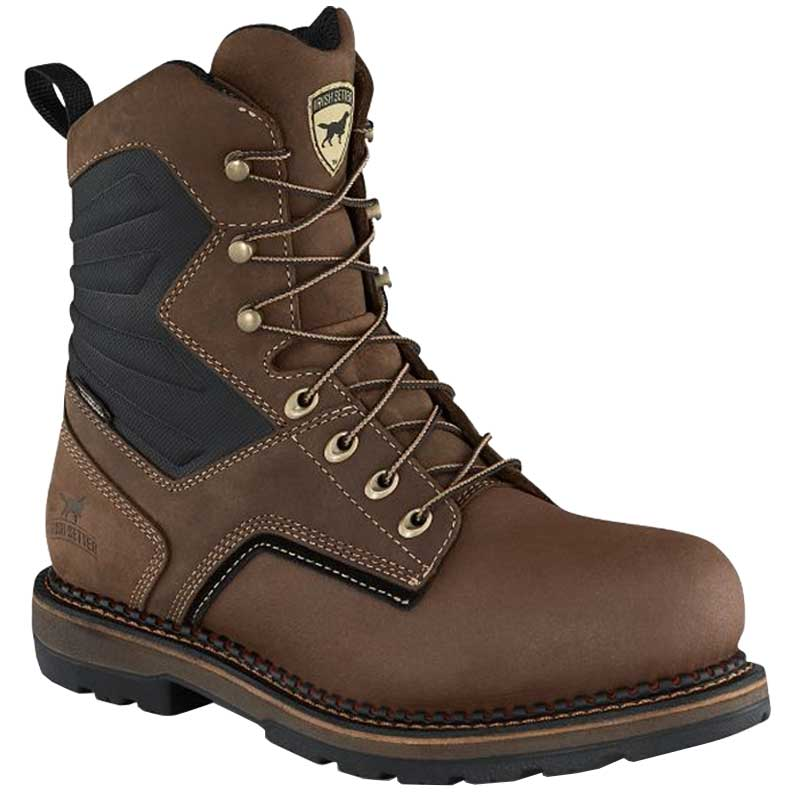 7f18589c01d Irish Setter by Red Wing Ramsey 2.0 8'' AT Brown 83850
