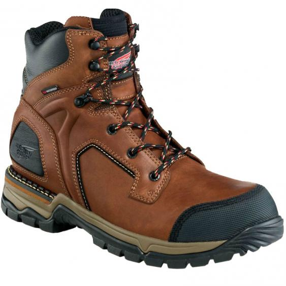 red wing 2401 6inch waterproof boot mens