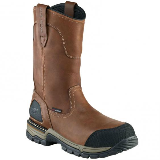 Red Wing 4448 11 Inch Waterproof Pull On Boot Men S