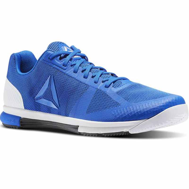 7d92bcc0fd3c5e Reebok CrossFit Speed TR 2 Blue   White BS5792 (Men s)
