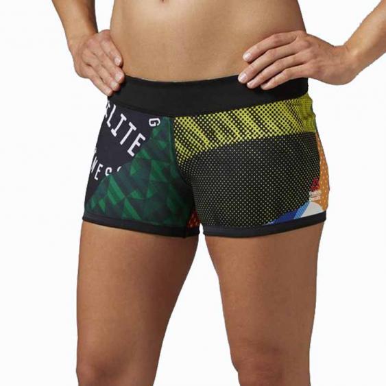Reebok CrossFit Reversible Chase Bootie Green / Blk AO1405 (Women's)