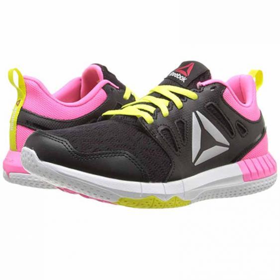 Reebok Zprint 3D Black / Pink / Yellow AR2879 (Youth)