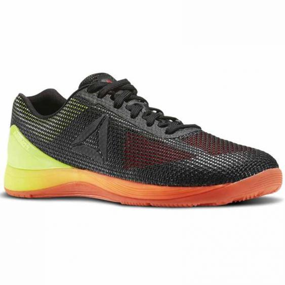 Reebok CrossFit Nano 7.0 Vitamin C / Yellow / Black BD2829 (Men's)
