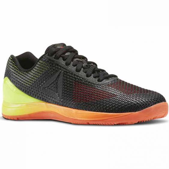 Reebok CrossFit Nano 7.0 Vitamin C / Yellow / Black BD2830 (Women's)