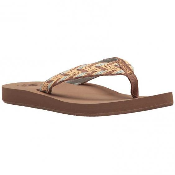 Reef Mid Seas Mocha Peach 1344-MPE (Women's)