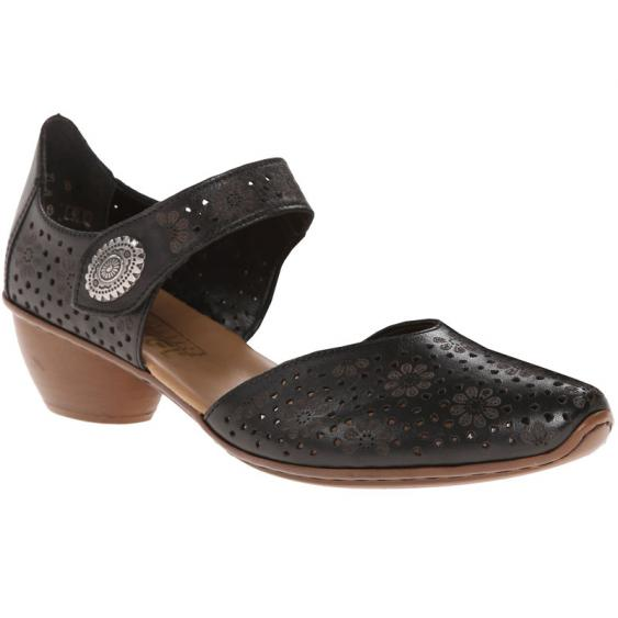 Rieker Mirjam 11 Black 43711-00 (Women's)