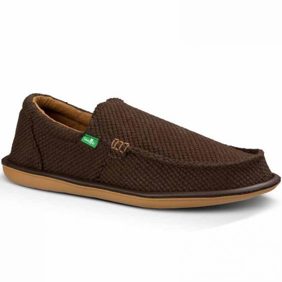 Sanuk Chibalicious Brown Hemp 1014554-BNHM (Men's)