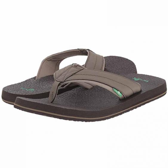 Sanuk Beer Cozy 2 Brindle SMS10868-BNDL (Men's)