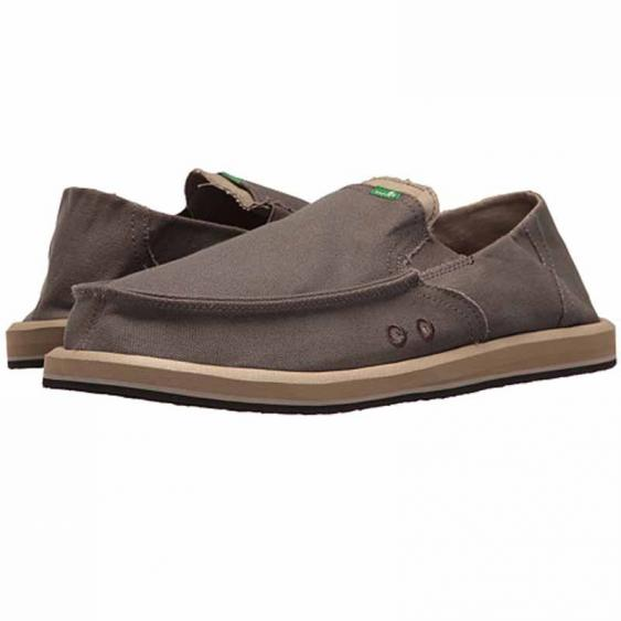 Sanuk Pick Pocket Brindle / Natural SMF1032-BNTRL (Men's)