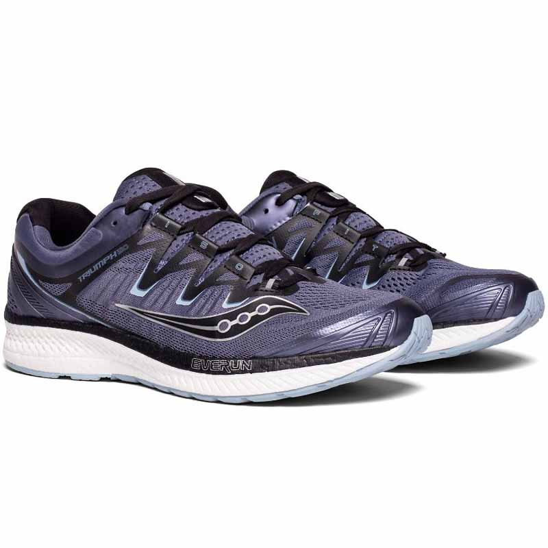 3a94ca68a2 Saucony Triumph ISO 4 Grey / Black S20413-1 (Men's)