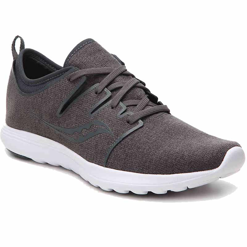 897484fed069 Saucony Eros Lace Charcoal S30002-53 (Women s)