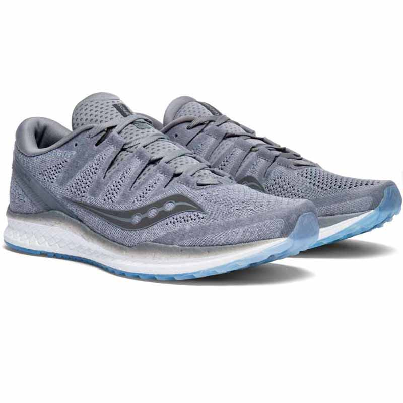 Saucony Freedom ISO 2 Grey S20440-2 (Men s). Loading zoom ad4ee7ff513d