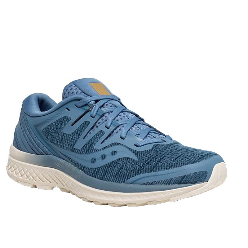ca2d8be733 Saucony Guide ISO 2 Blue Shade S10464-41 (Women's). Loading zoom