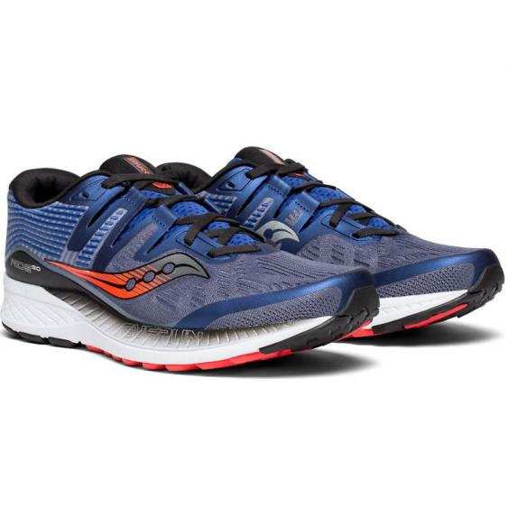 Saucony Ride ISO Grey / Blue S20444-3 (Men's)