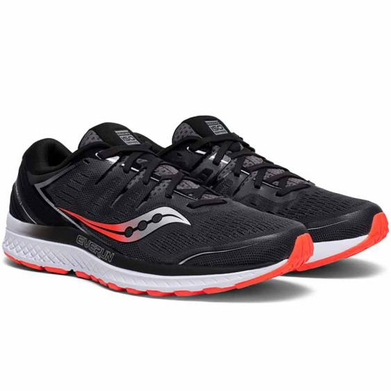 Saucony Guide ISO 2 Black / Grey S20464-3 (Men's)