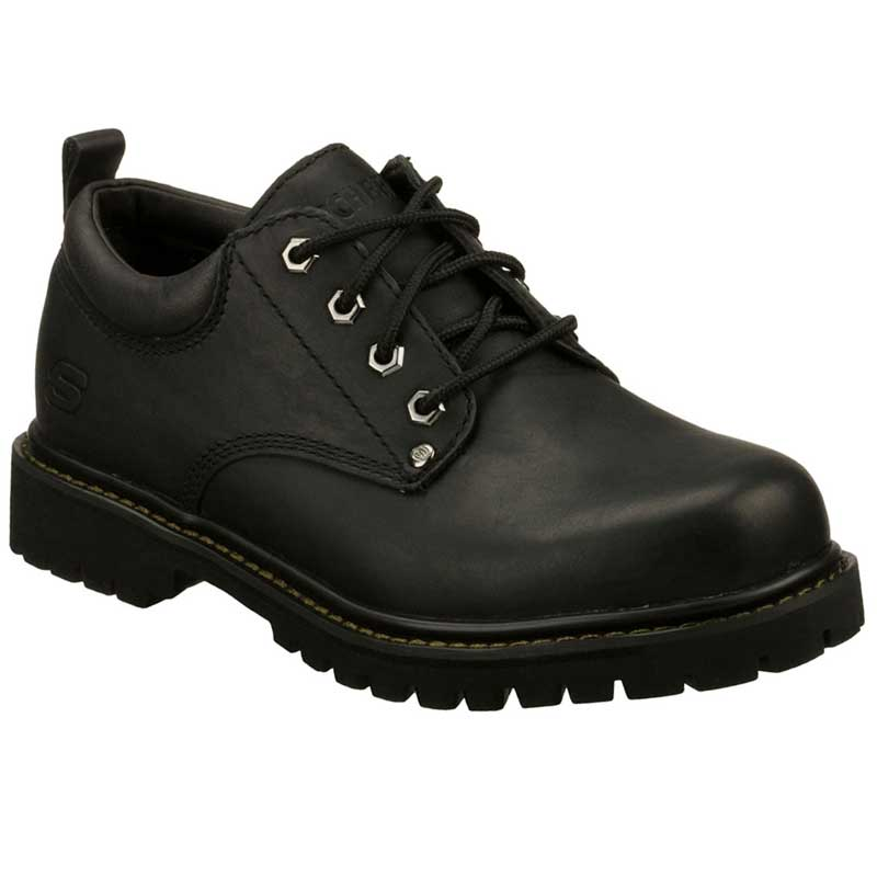 Skechers Black Tom Cat Shoes