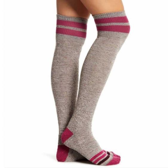 Smartwool Retro Tube Sock Light Gray Heather SW00081-883 (Women's)
