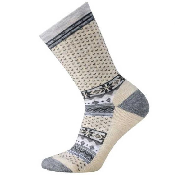 Smartwool Cozy Cabin Crew Natural SW010048-100