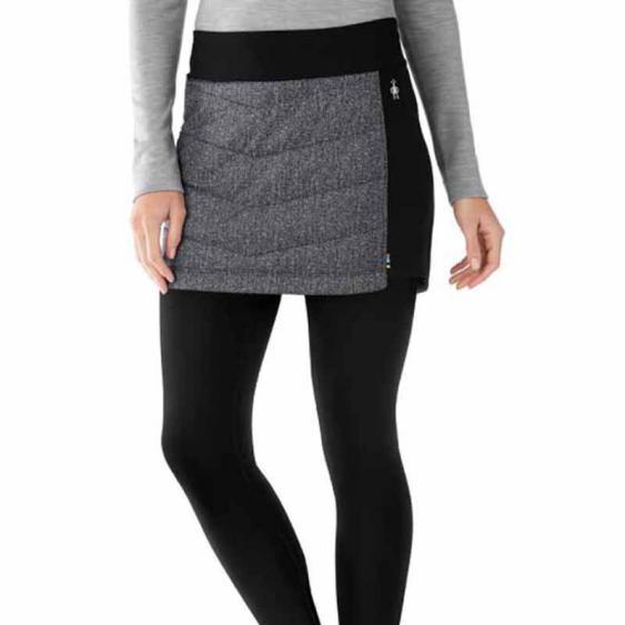 Smartwool Propulsion 60 Printed Skirt Black SW015113 (Women's)
