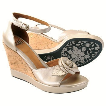Sofft Peony Soft Silver Nappa 1233543 (Women's)