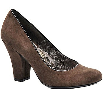 Sofft Fiorentina Mocha Brown King Suede 1064620 (Women's)