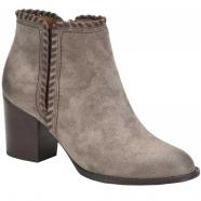 5a60e74177f6 Sofft Wilton Grey Suede SF0006525 (Women s)