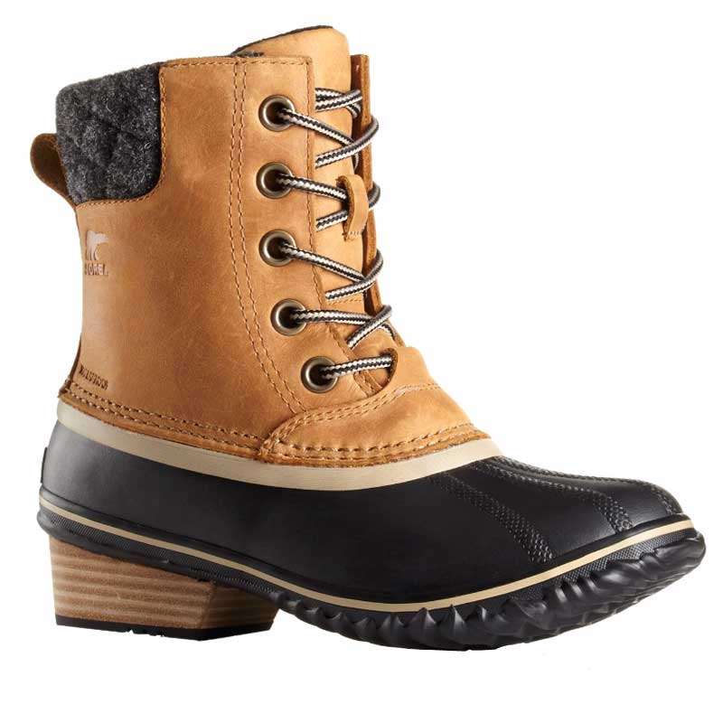 Sorel Slimpack Ii Lace Elk 1702251 286 Women S