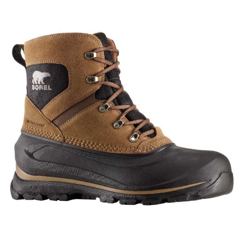 53bf446d638 Sorel Buxton Lace Delta/ Black 1760181-257 (Men's)