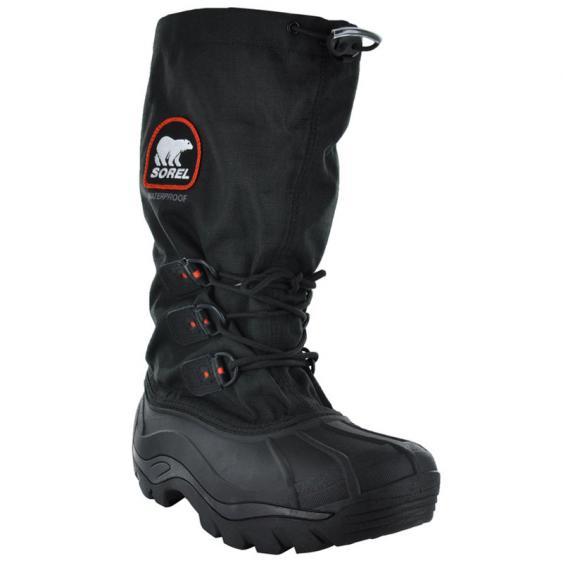 Sorel Blizzard XT Black/ Red Quartz 1585131-010 (Men's)